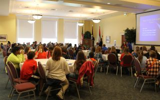 Creative Writing Festival benefits from endowment